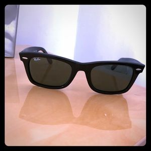 Ray Ban Waferer Square Sunglasses